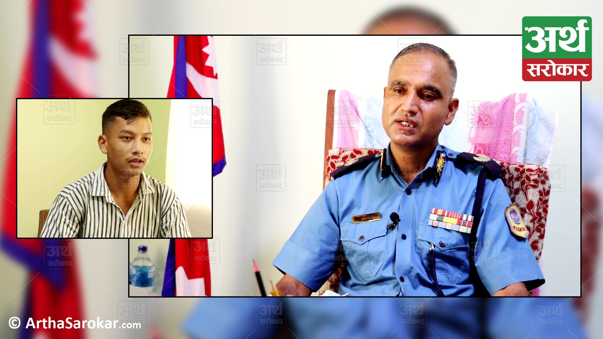 'सुरक्षा व्यवस्थालाई कडा पार्छौ, यसपालीको दशैँ कोरोनामय हुँदैन'- डिआईजी कँडेल